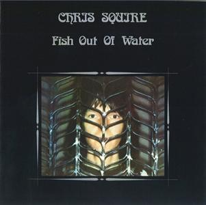 Chris Squire - Fish Out Of Water CD (album) cover