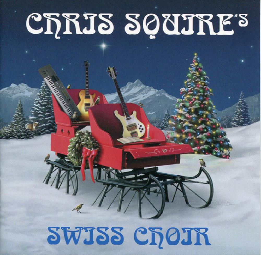 Chris Squire Chris Squire's Swiss Choir album cover