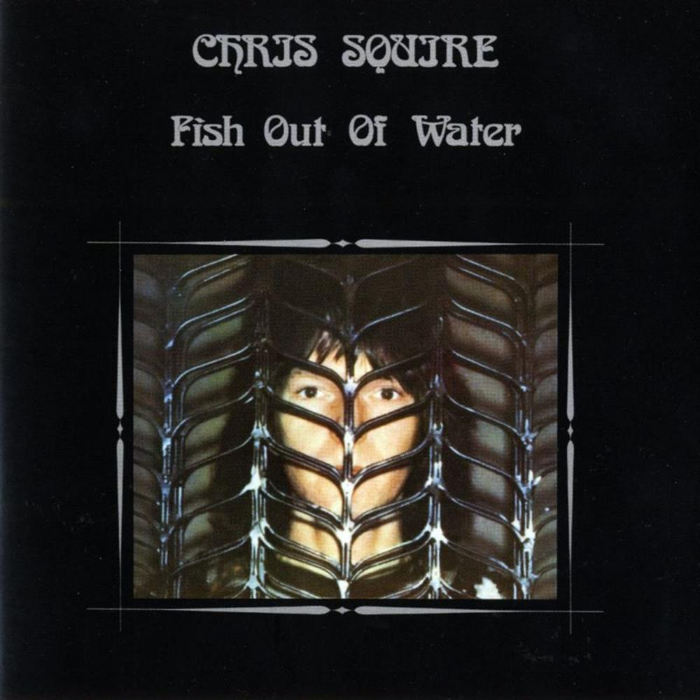 Chris Squire Fish Out Of Water album cover