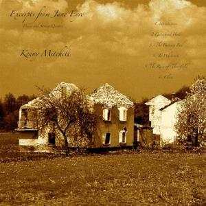 Kenny Mitchell Excerpts from Jane Eyre album cover