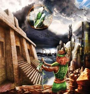 El Rugido de los Dioses by SCALPELLO, JAIME album cover