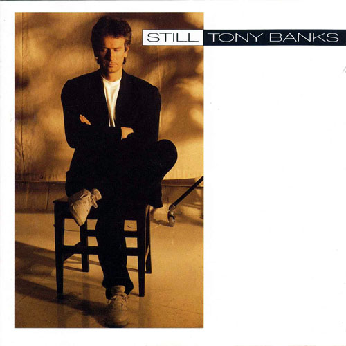Tony Banks - Still CD (album) cover