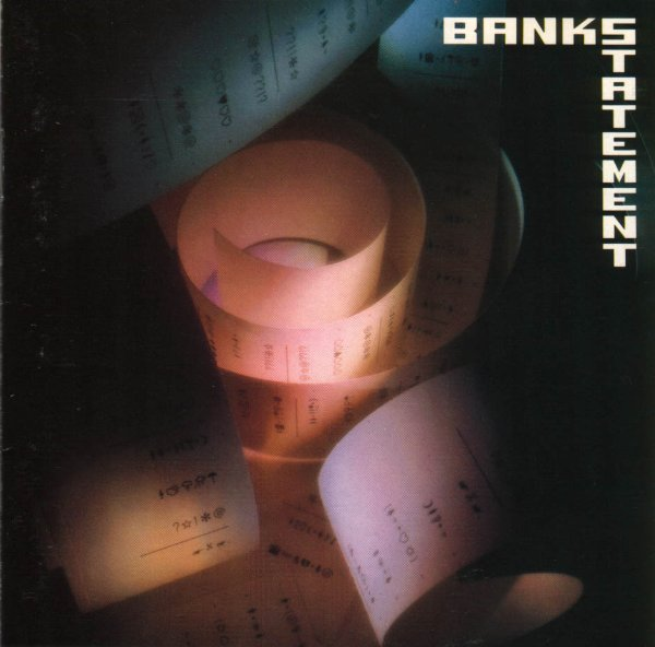Tony Banks Bankstatement album cover
