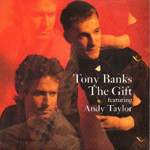 Tony Banks The Gift album cover