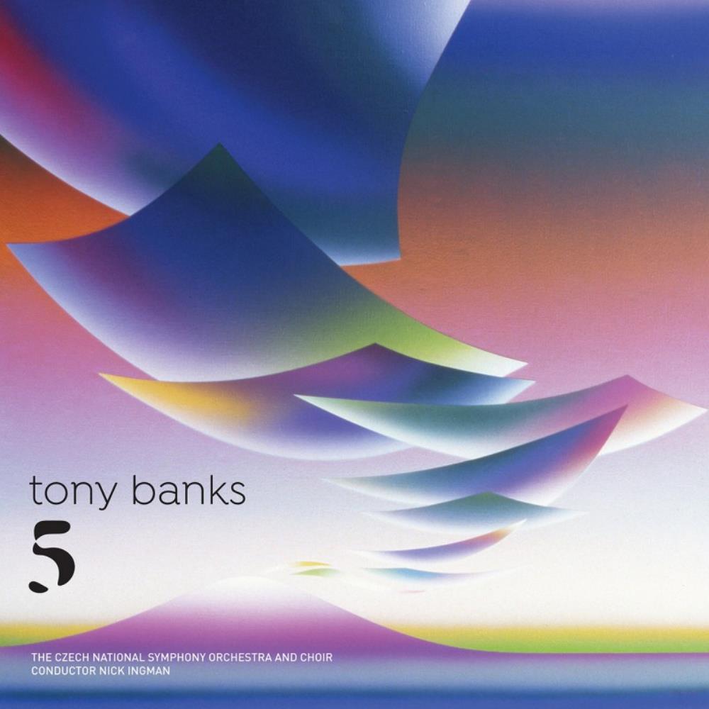 5 by BANKS, TONY album cover