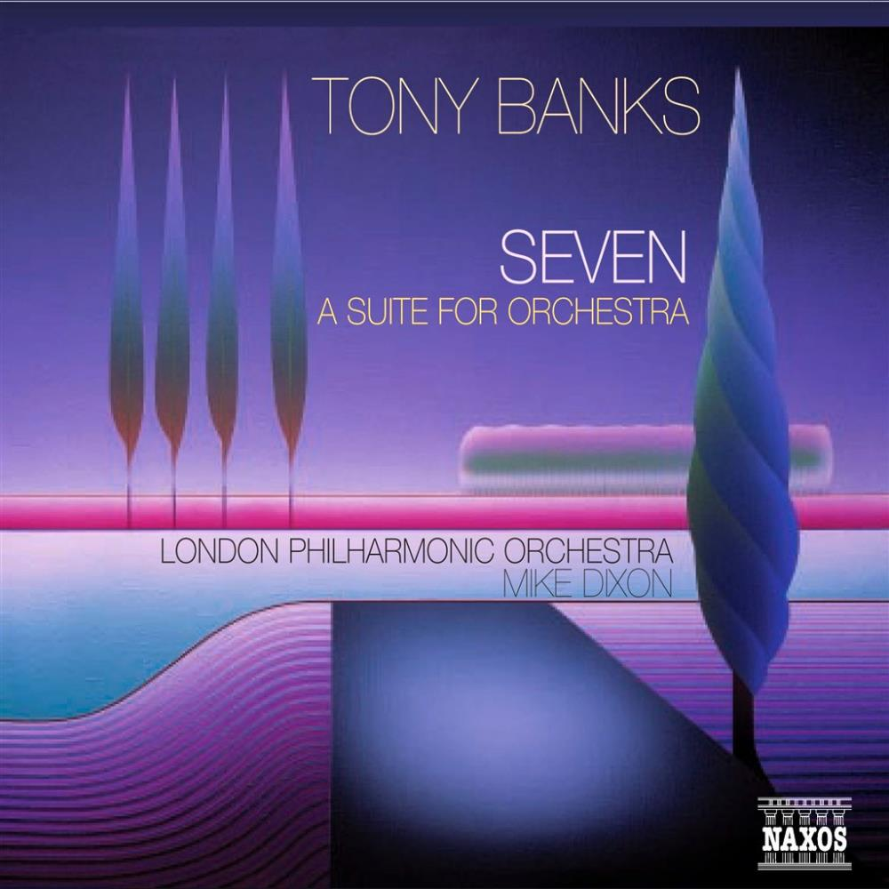 Tony Banks Seven - A Suite For Orchestra album cover