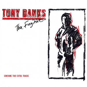 Tony Banks - The Fugitive CD (album) cover