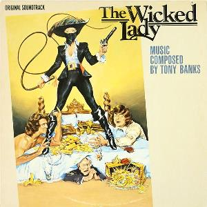 Tony Banks - The Wicked Lady CD (album) cover