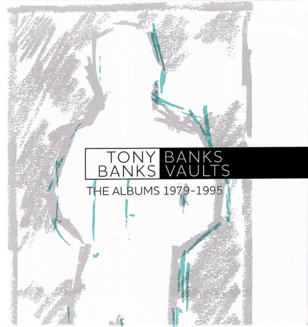 Tony Banks Banks Vaults - The Albums 1979 - 1995 album cover