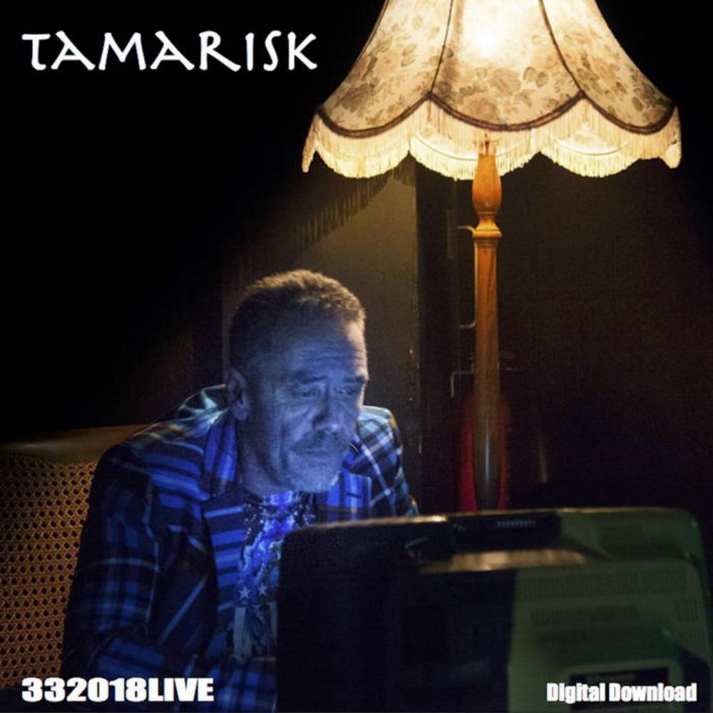 332018Live by TAMARISK album cover
