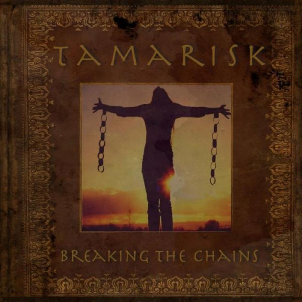 Breaking the Chains by TAMARISK album cover
