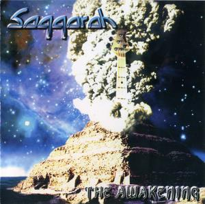 Saqqarah The Awakening album cover