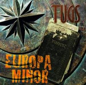 Tugs - Europa Minor CD (album) cover