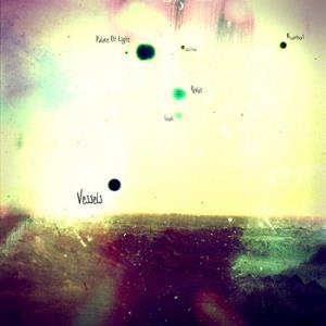 Kanoi - Vessels CD (album) cover