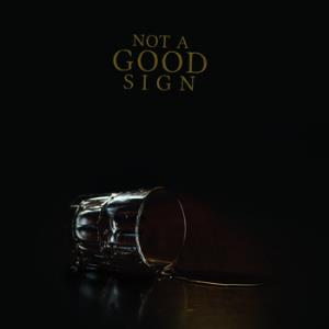 Not A Good Sign - Not A Good Sign CD (album) cover