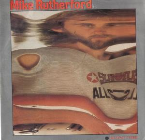 Halfway There by RUTHERFORD, MIKE album cover