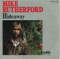Hideaway by RUTHERFORD, MIKE album cover