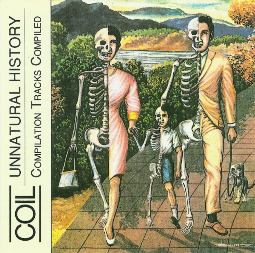 Unnatural History: Compilation Tracks Compiled by COIL album cover