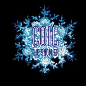 The Snow EP by COIL album cover