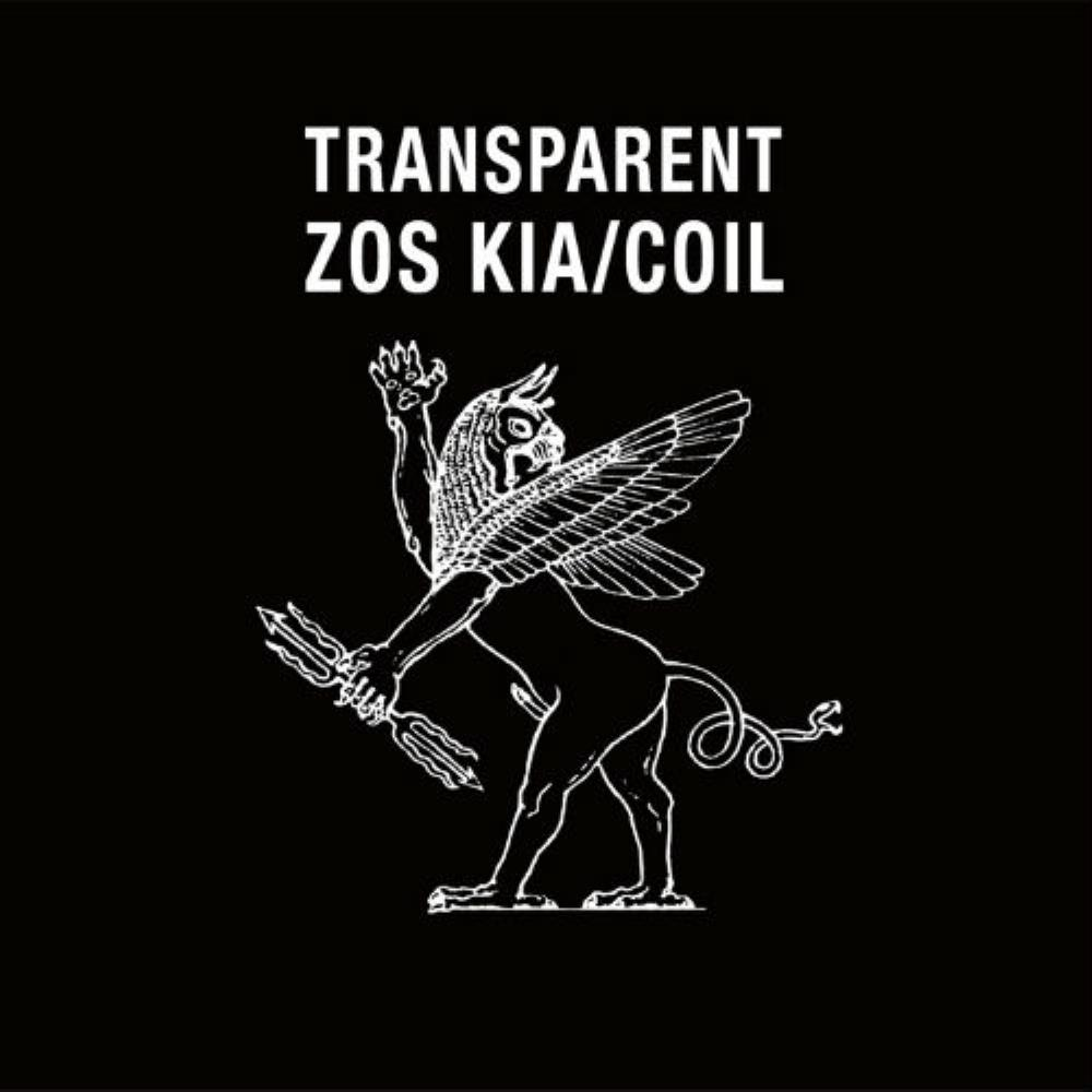 Transparent (as Zos Kia / Coil) by COIL album cover