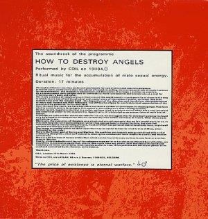 How To Destroy Angels by COIL album cover