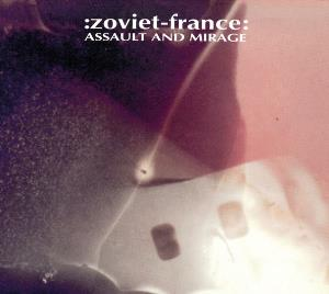Zoviet France - Assault and Mirage CD (album) cover