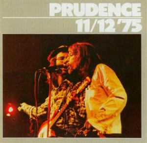 Prudence 11/12 '75 album cover