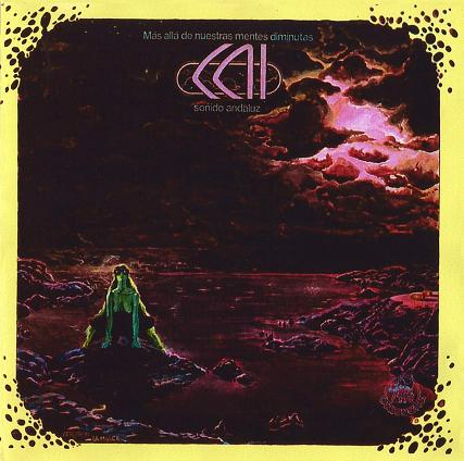 Cai - M�s All� De Nuestras Mentes Diminutas CD (album) cover