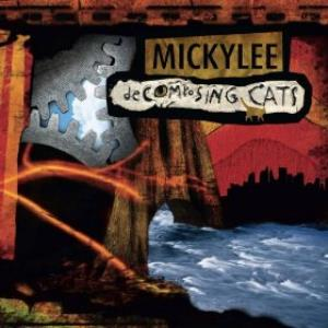 Mickylee Decomposing Cats album cover