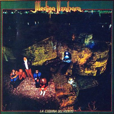 La Esquina del Viento by MEDINA AZAHARA album cover