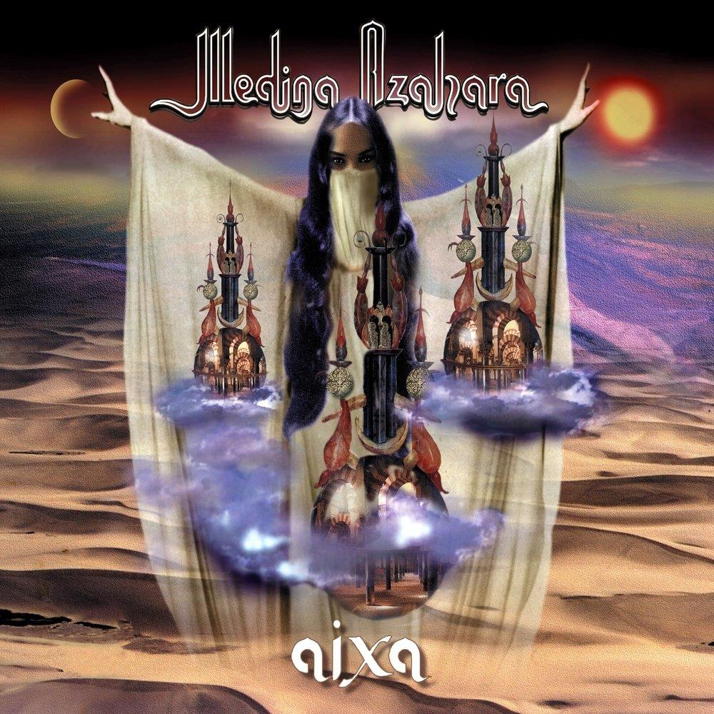 Medina Azahara - Aixa CD (album) cover