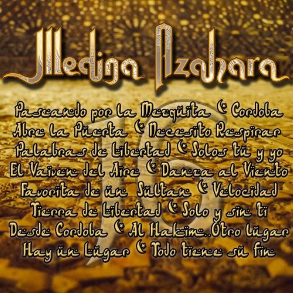 16 by MEDINA AZAHARA album cover