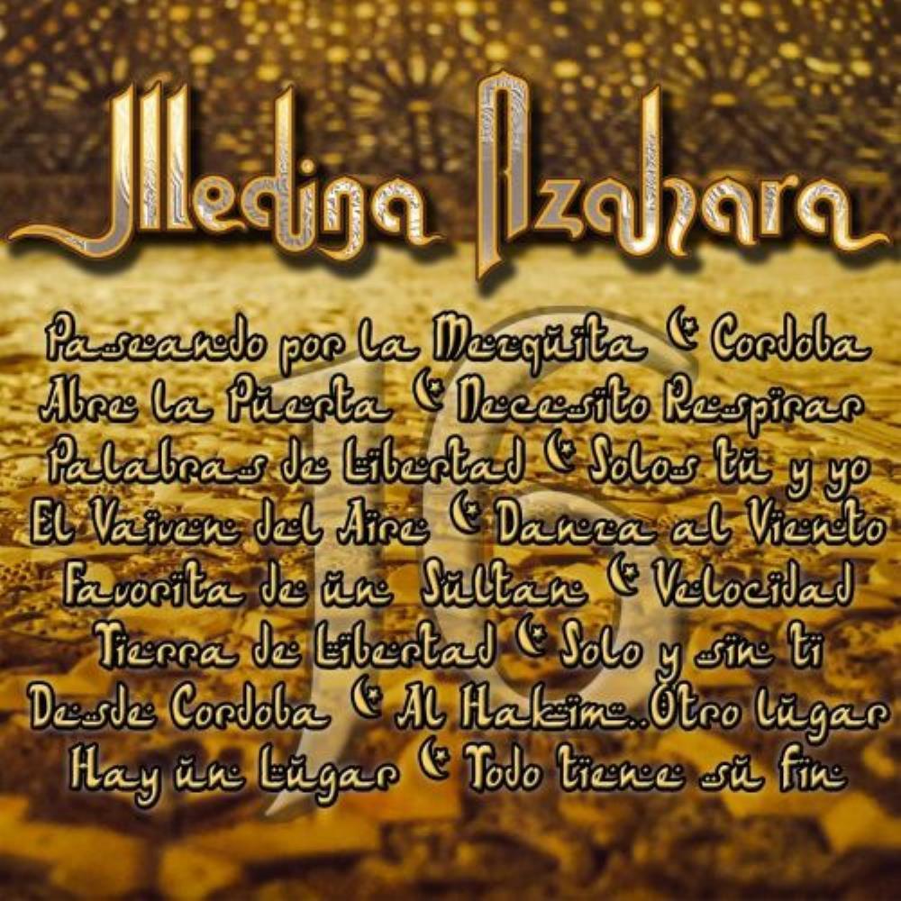 16 by MEDINA AZAHARA album cover