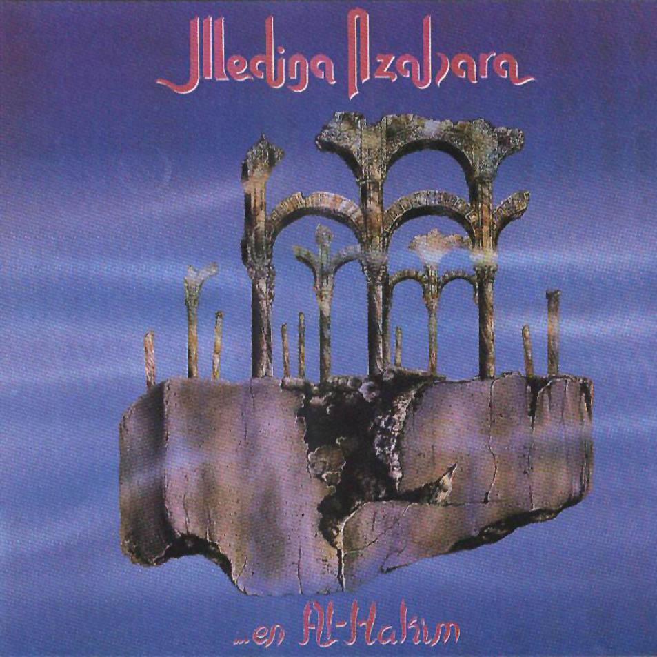 ...En Al-Hakim by MEDINA AZAHARA album cover