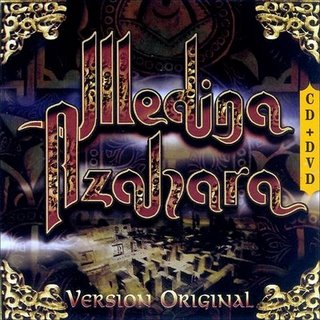 Medina Azahara Original Version album cover