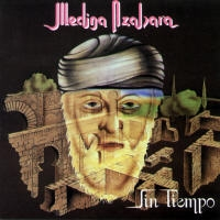 Medina Azahara - Sin Tiempo CD (album) cover