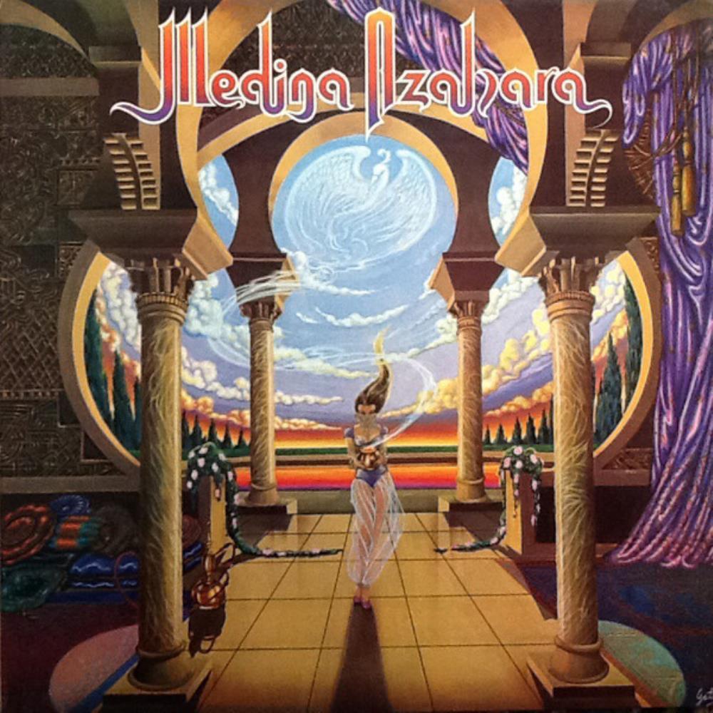 Medina Azahara [Aka: Paseando Por La Mezquita] by MEDINA AZAHARA album cover