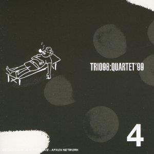 Quartet 99 by TRIO 96 album cover
