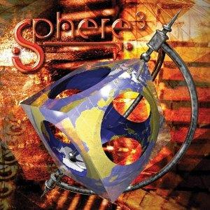Sphere 3 - Comeuppance CD (album) cover