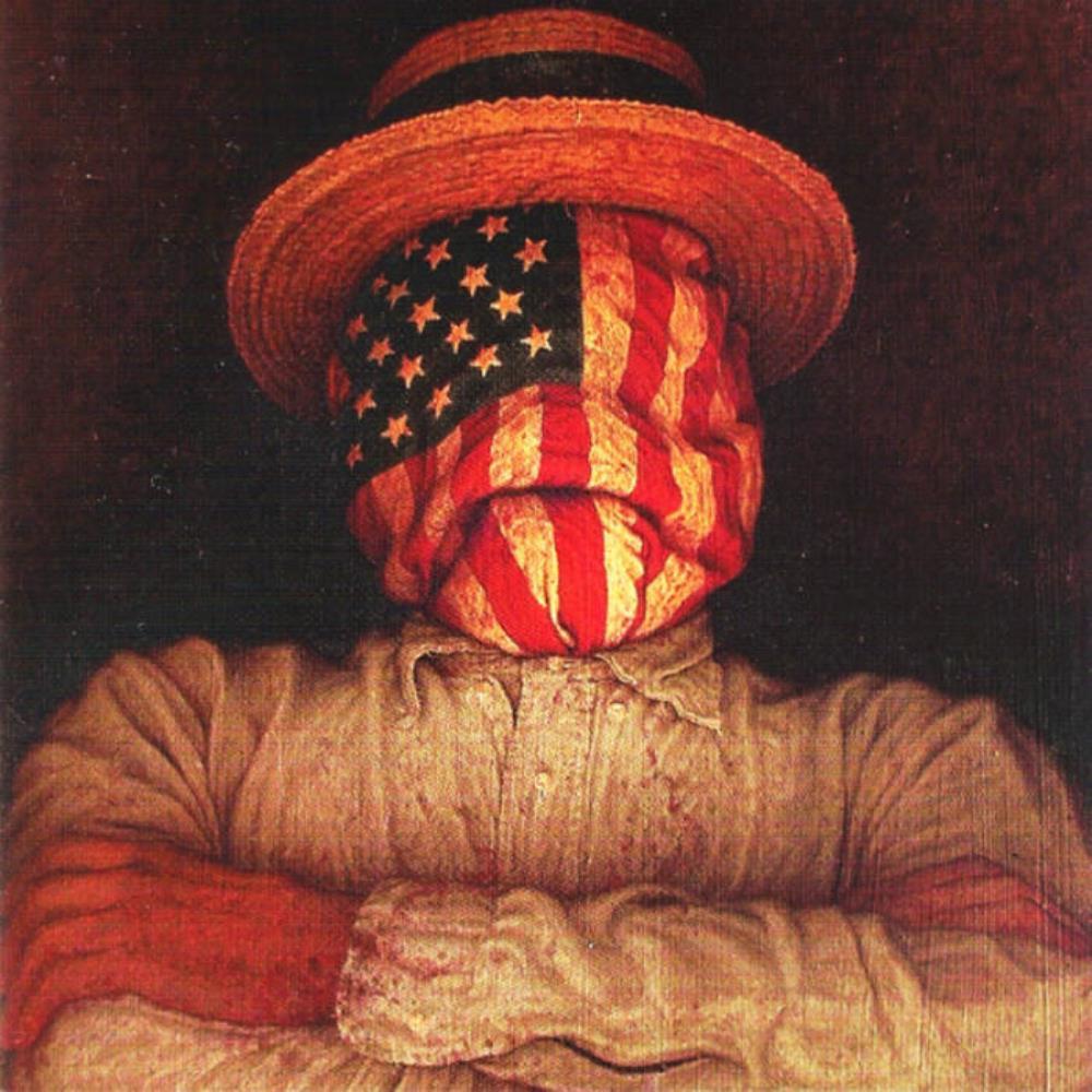 The American Standard by DREADNAUGHT album cover