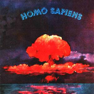 Homo Sapiens by SAGA album cover