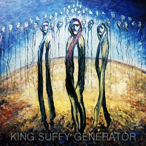 King Suffy Generator The Fifth State album cover