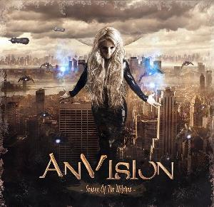 AnVision Season Of The Witches album cover