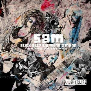 Another Life by SAM (SLICK ALEXIUS MENNIGMANN) album cover