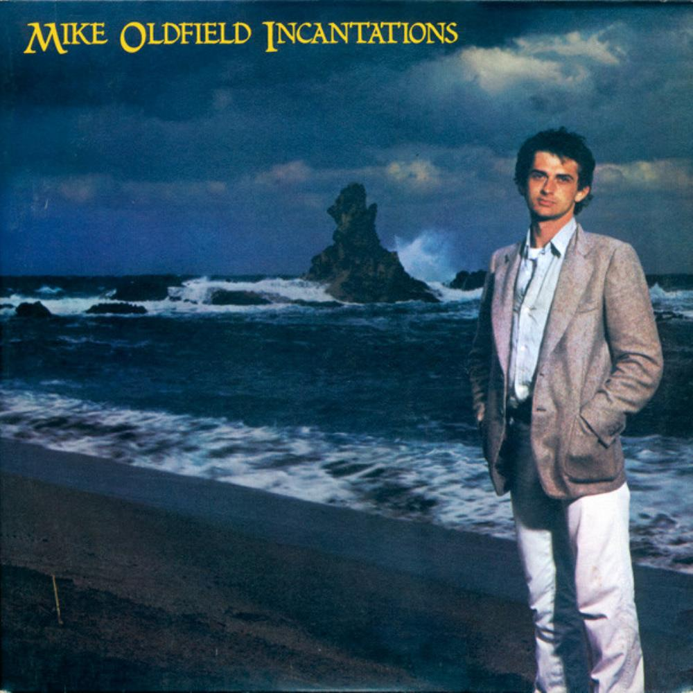 Mike Oldfield - Incantations CD (album) cover