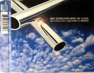 Mike Oldfield Far Above The Clouds CD 2 album cover
