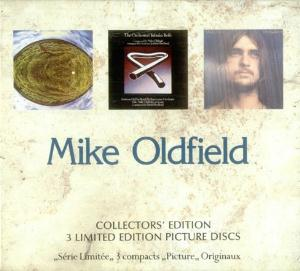 Mike Oldfield - Collector's Edition Box I CD (album) cover