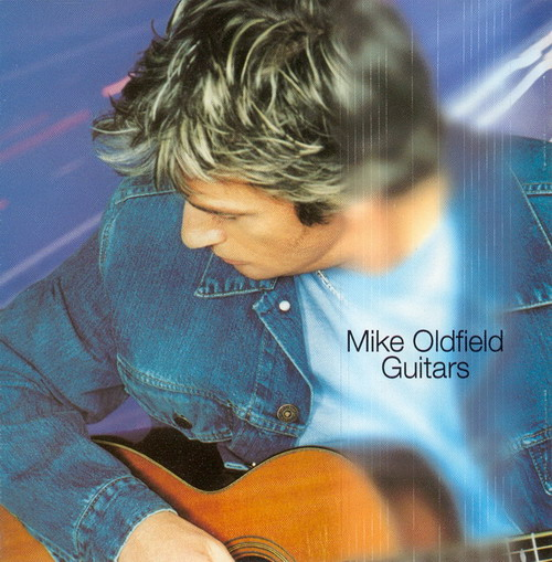 Mike Oldfield Guitars album cover