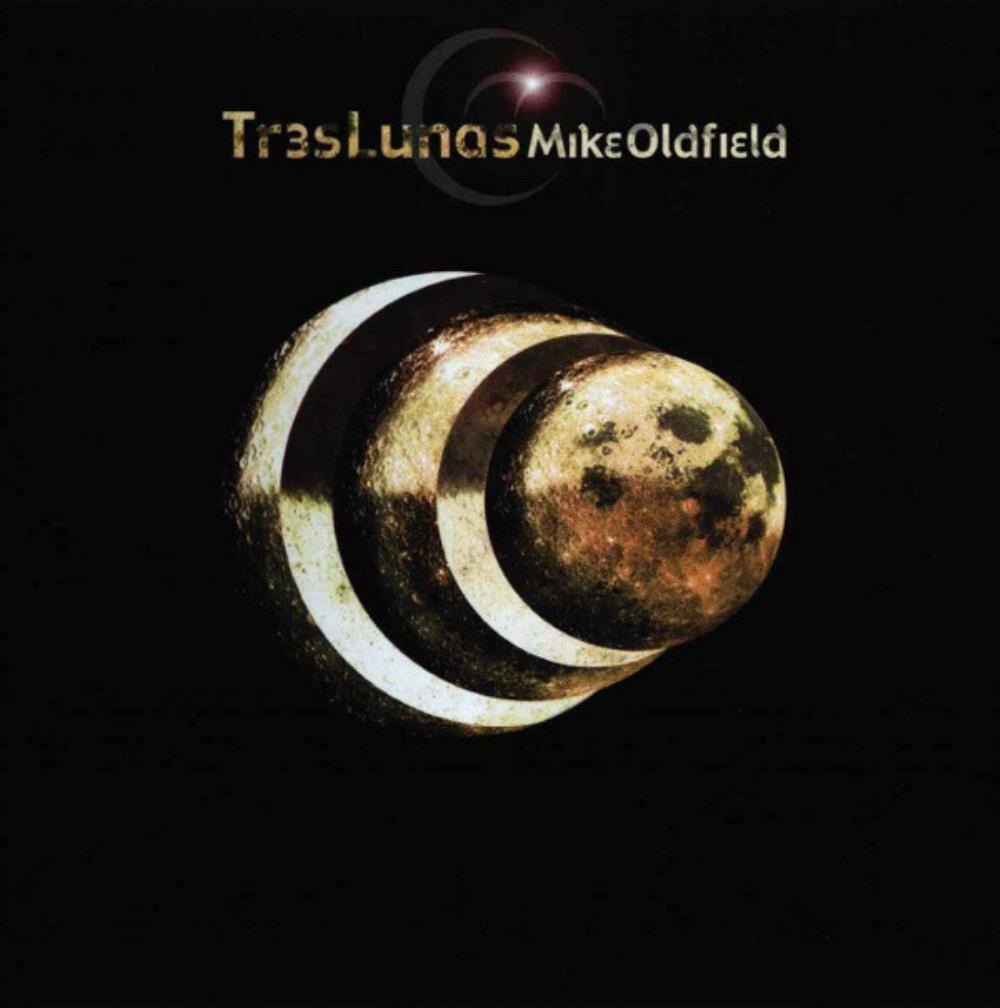 Mike Oldfield Tr3s Lunas album cover