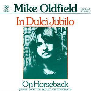 In Dulci Jubilo by OLDFIELD, MIKE album cover